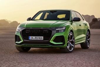 Hatalmas sportautót épített az Audi