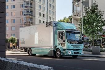 Most meghallgathatod az új Volvo teherautók hangját