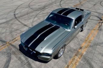 Most te lehetsz Nicolas Cage a Tolvajtempó Mustangjában