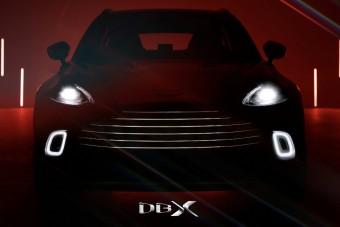 60 millióba kerül majd az Aston Martin terepjárója