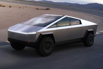 Őrületes pickupot mutatott be a Tesla