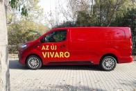 Már rendelhető az elektromos Opel Vivaro itthon 1