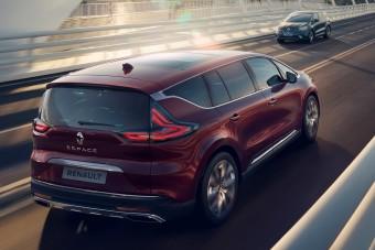 Renault Espace modellfrissítés 2019 videók