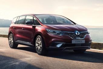 Megújult a Renault nagy utazógépe
