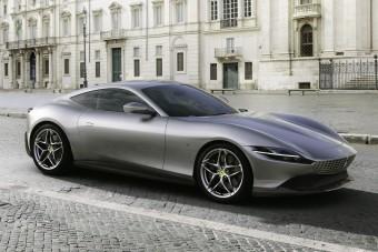 Retro-kupét épített a Ferrari
