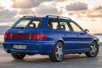 25 éves az Audi első sportkombija, Amerika örül neki a legjobban