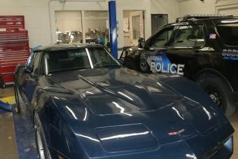 Közel 40 év után került elő a lopott Corvette