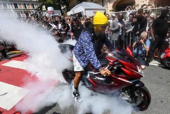 F1: Megvan, mikor pattan motorra Hamilton