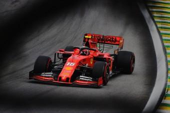 Leclerc: Akár a pole is meglehetett volna