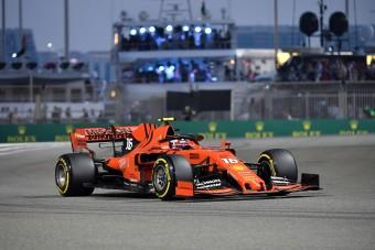 Ferrari: Próbáltunk kockáztatni