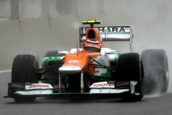 F1: Elszalasztott esélye miatt vérzett Hülkenberg szíve