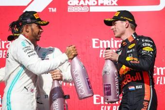 Red Bull: Verstappen a gyorsabb, de Hamilton a legjobb