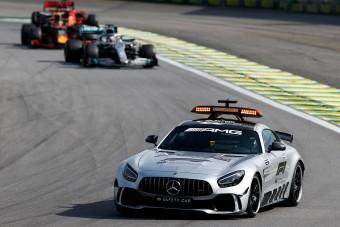 F1: Elmagyarázták, miért kellett biztonsági autó Bottas miatt