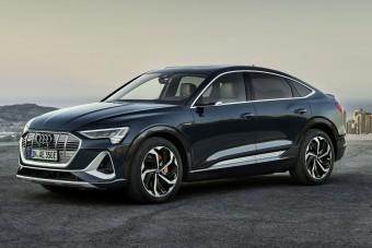 Elektromos terepkupét mutatott be az Audi