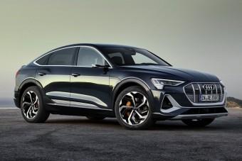Audi e-tron Sportback videók