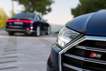 Nem csak erős, okos is az Audi S8
