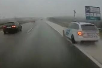 3 videó mutatja, hogy van baj a magyar utakon