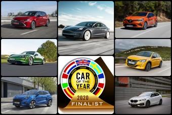 Ezek 2019 legjobb autói!