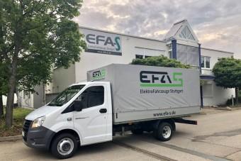 Idén startol az elektromos GAZ teherautók gyártása