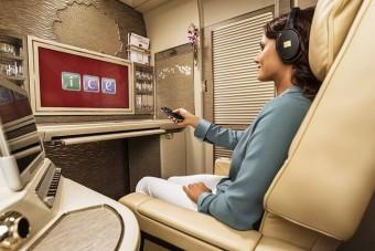 Ilyen a repülésben ma elérhető legmagasabb luxus