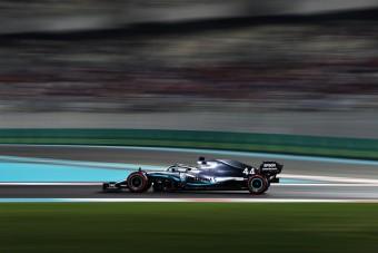 F1: Hamilton visszatért az első rajtkockába