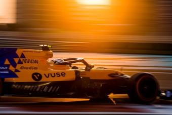 F1: Megverték az újoncok tapasztalt csapattársaikat