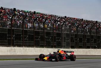 F1: Őrületes versenyt nyert Verstappen