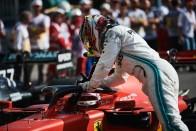 F1: Hamilton tényleg a Ferrarihoz készül? 1
