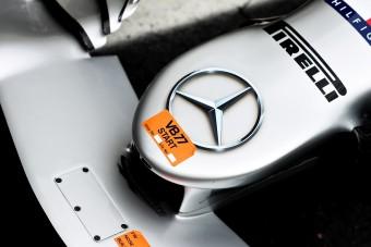 F1: Eladó a Mercedes?