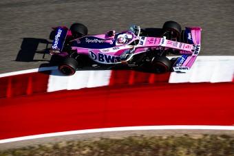 F1: Kizárással felérő büntetést kapott a versenyző