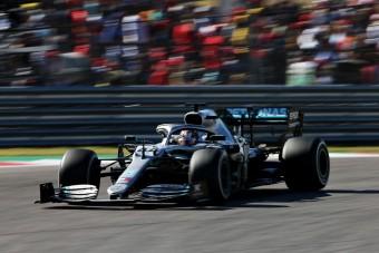 F1: Bottas nyert, Hamilton a világbajnok