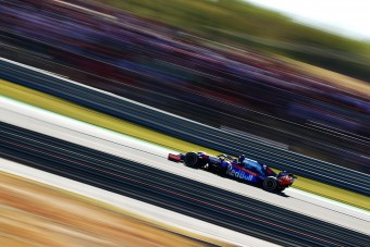 F1: Kvjatot ismét az utolsó körben büntették meg