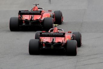 F1: Gond van a Ferrari új autójával?