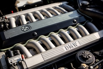 Nem volt jövője, mégis elkészült a 16 hengeres BMW