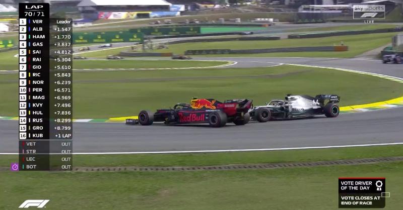 F1: Őrületes versenyt nyert Verstappen 1