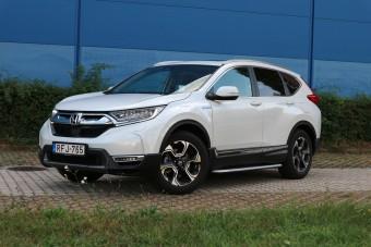 Dízelétvágyú benzines Honda-SUV