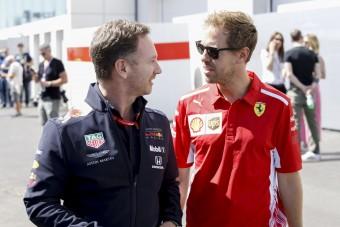 F1: A Red Bull-főnök örül, hogy nem Vetteléket irányítja