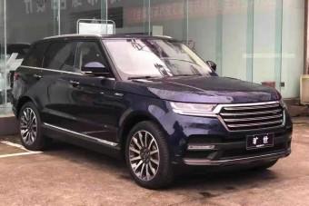 Váratlanul olcsó a kínai Range Rover másolat