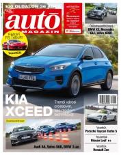 Megjelent az Autó Magazin novemberi lapszáma!
