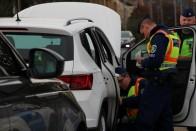Rászállhat a rendőrség az autóvizsgáztatókra 1