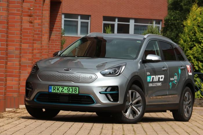Teszt: Kia e-Niro 64 kWh: Magyarország egyik legokosabb villanyautója