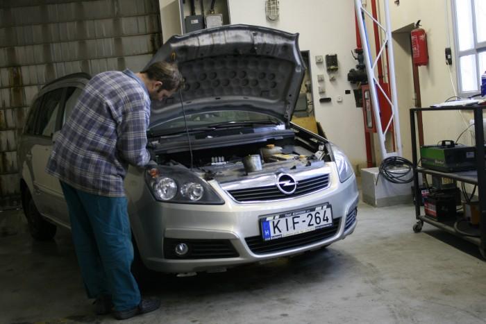 Gázüzemű autó átalakítás árak