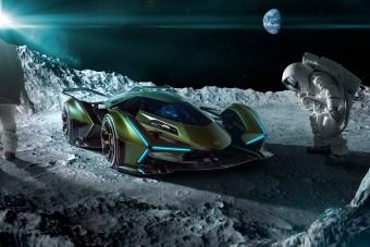 Ez történik, ha a Lamborghininél elszabadulnak a formatervezők