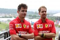F1: Nem kap 2020-as motort Leclerc 2