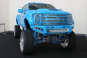 Száz-egynéhány kép a Los Angeles Auto Show-ról