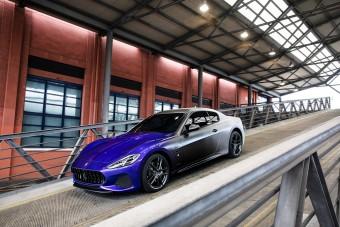 Lezárult egy korszak az utolsó szívómotoros Maseratival