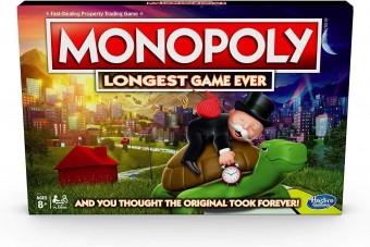 Itt van minden idők eddigi leghosszabb Monopolyja