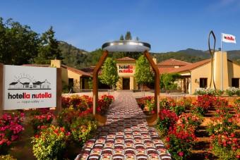 Jövőre nyit a világ első Nutella-hotele