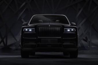 Cullinan, a Rolls-Royce legsötétebb oldaláról