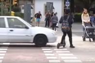 Módszeresen gyilkolják az elektromos rollereket Budapesten, már saját Instagram-oldaluk is van 2